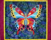 Butterfly Fusible Applique Pattern