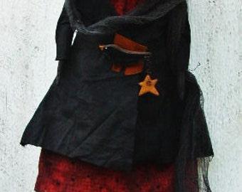 Prim Pumpkin Doll OFG PFATT