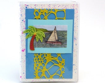 Sailing Passport Cover Made in the USA