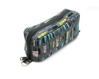 Essential Oil Case Holds 10 Bottles Essential Oil Bag Gray Urban Oasis