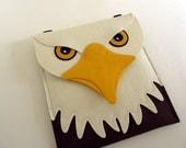 Bald Eagle for MacBook Air 11 inch sleeve