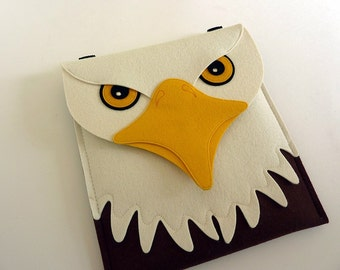 Bald Eagle for MacBook Air 11 inch sleeve