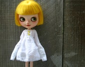 Prairie dress - yellow - proto.  RESERVED for Hilda.
