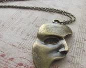 Phantom Mask Necklace
