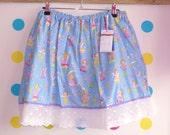 Fairy Princess Skirt blue  style 2 UK 16 18 20 Plus Size