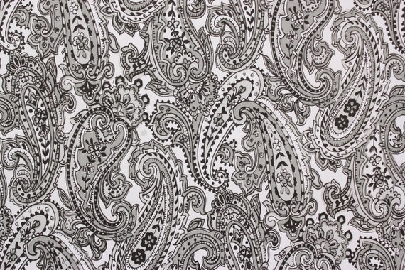 vintage des ann es 1970 papier peint vinyle r tro cool paisley. Black Bedroom Furniture Sets. Home Design Ideas