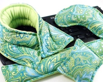 Office Accessories, Home Office Desk Heating Pad, Computer Home Office Decor Office Desk Accessories Set for Keyboard Mouse, Coworker Gift