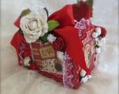 Mini Tin Mailbox