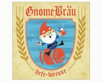 Gnome Brau Hefe - Weisse