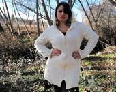 Follow your Heart Hoody-  Hemp and Organic Cotton