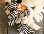 """Beanie Baby Scarf named """"ZIGGY"""""""