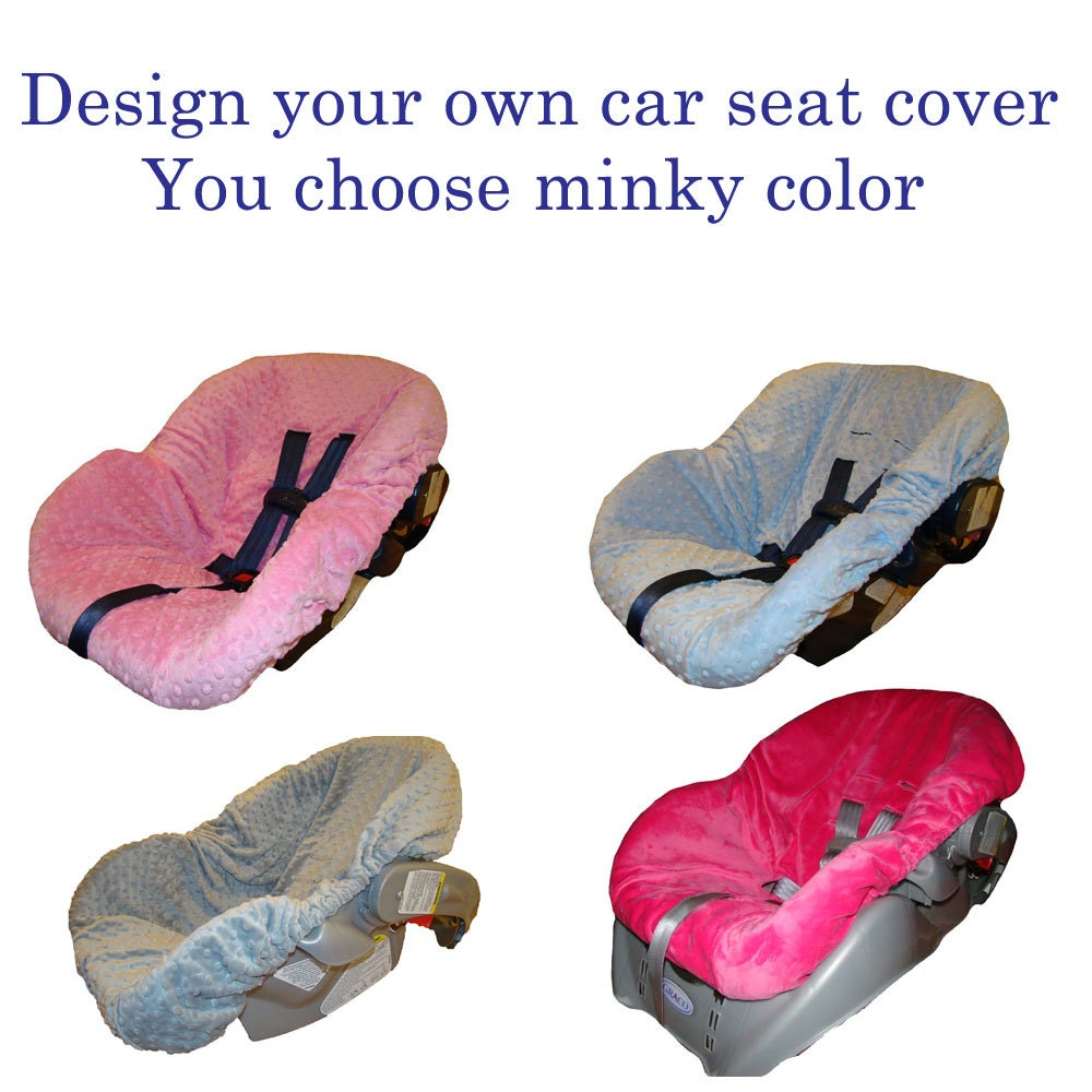 Design Your Own Infant Car Seat Cover Baby Or By Sassycovers