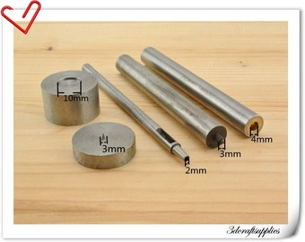 10mm Snap Fastener Setting tools S33