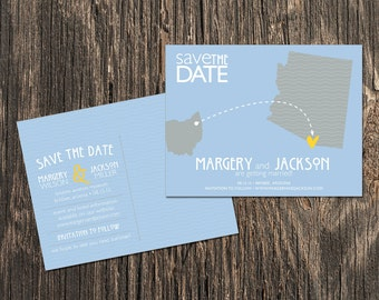 Arizona – Save the Date – Destination Wedding – Wedding Save the Dates