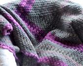 Crochet blanket, pattern, Granny Square blanket, Pattern Only