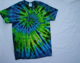 Childrens-Youth Large Spiral Tie Dye