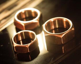 Stainless Steel Hexnut Ring
