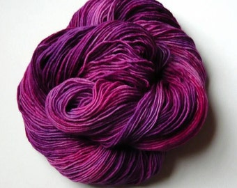 Hand dyed yarn, semi solid colours. Custom, dyed to order, haze dyed yarn. Choose a colourway. Knitting yarn, crochet yarn. Semi-solids.