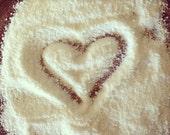 Organic Coconut Laundry Detergent, Lavender Lemongrass Essential Oils