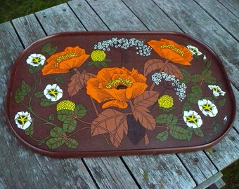 St. Michael Melamine Serving Tray