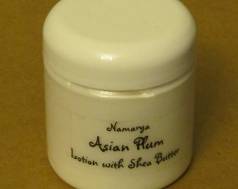 Asian Plum Lotion with Shea Butter