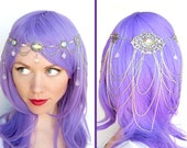 Fantasy Wedding Headdress