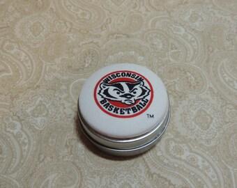 Wisconsin Badger's Tooth Fairy Box, Trinket / Pill Box