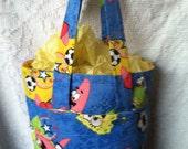 OH BARNACLES...  It's a Spongebob Tote