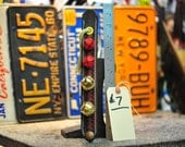 The Doorbell-ian - a leather doorbell /jangler