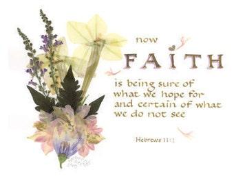 FAITH Notecard