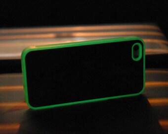 Custom Phone Case - Glow in the Dark Custom iPhone 5 Case