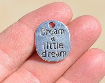 5  Silver Dream a Little Dream Charms SC2250