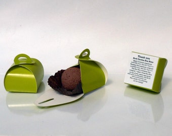 Wedding Table favor seed bomb gifts - Custom Single Garden Bon Bons