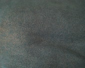 "Hunter Green Fleece 12' x60"" beautiful with Sparkles"