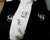 Bridesmaid Gift Personalized Wedding Shirts, Bridesmaid Oversized Shirt, Bridesmaids Shirt, Bridal Party Gift Set of 6