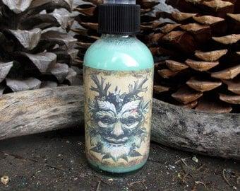 Rita's Green Man Spiritual Mist Spray - Pagan, Witchcraft, Hoodoo, Magic, Juju
