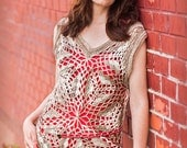 Priscilla Top Crochet Pattern