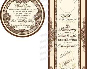 Private Listing for idofprimi Lace Itinerary and Wedding Tags