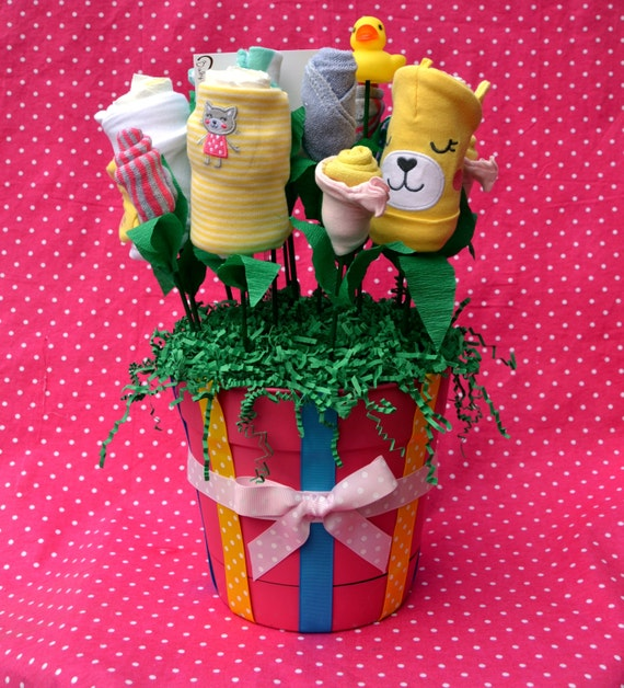 baby shower gift basket for newborn girl unique infant gift baby