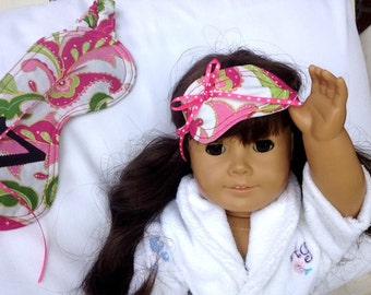 American Girl Doll Sleep Mask A Cute Doll Accessory