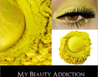 Mineral Eye Shadow-Lemon Drop