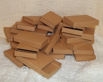 Matchboxes-Matchbox--24 Kraft-Craft Cardstock, or color of your choice .65 cents ea.