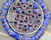 Antique African Trade Bead Venetian Murano Beads, 4 Designs,TBM1.TBM5.TBM39.TBM47