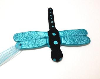Ceramic Dragonfly Ornament
