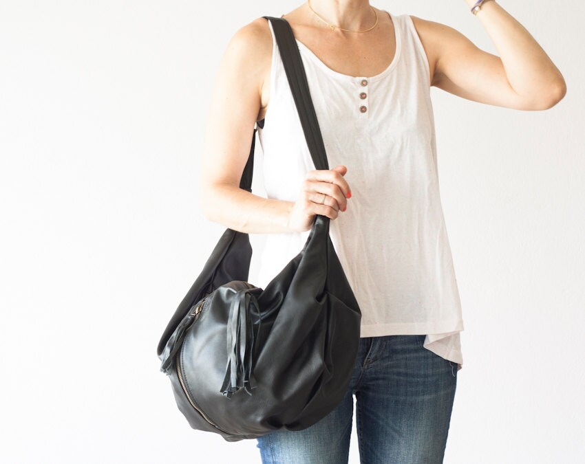 Hobo bags with long strap – Trend models of bags photo blog