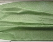 Reserved 2 Panels Only Vintage Green Brocade Curtains 6 Panels