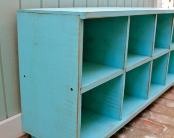 Shoe Storage Bench - Dorm Room - Entry - Entryway - Wooden - Furniture - Mudroom - Organization - Closet - Hall - Toys - Cubbies - Cubby