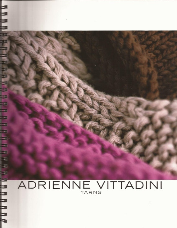 Adrienne Vittadini Knitting Pattern Books : Adrienne Vittadini Knitting Pattern Book vol11 Pullovers