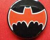 Batmobile door symbol