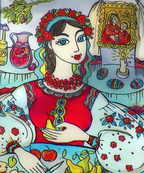 Folk Art and Pysanka Supplies